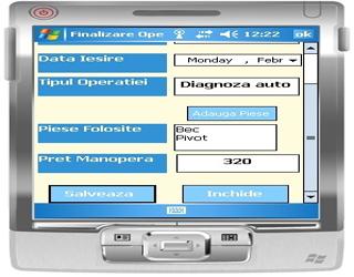 PDA Service auto
