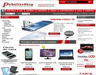 online shop using code igniter cms
